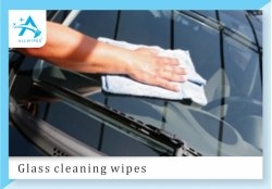 Cleaning Wipes (Dry Automobile Glass)