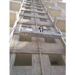 ZLP 800 Wire Rope Suspended Working Platform