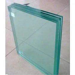Transparent Keshav Enterprises Toughened Glass, Packaging Type: Wooden Box, Shape: Flat