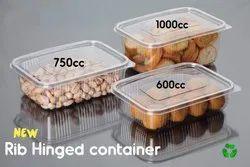 Hinged Box (600 / 750/ 1000mL)