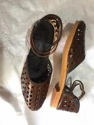 Genuine Leather Handmade Juttis