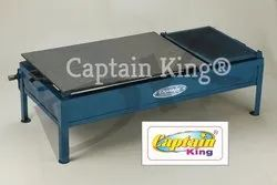 Casting Puffer Iron Fabricated Chapati Bhatti 20x40x30 Inches with Fitting
