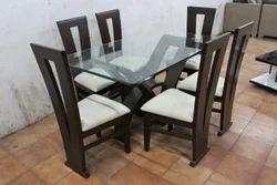Woodline Ccreation Saagwood Dinning Table