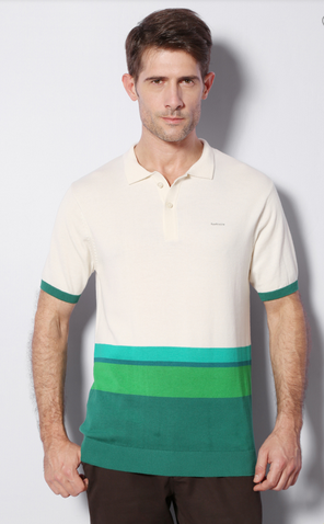 419b88c64 Cotton Van Heusen Green T Shirt, Size: XXL, Rs 960 /piece   ID ...