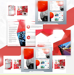 5-10 Days Brochure Designing