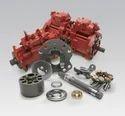 Kawasaki Hydraulic Piston Pump Parts, Model: K3v63dt