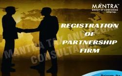 Partnership Firm Consultant Services