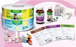 Pharma Barcode Labels