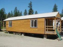 Duplex Portable Cabin