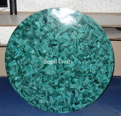 Malachite Coffee Table Top