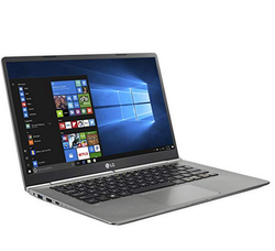 LG Gram 14Z970 Touchscreen Laptop 2017 - Dark Silver