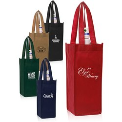 Colored Wine Packing Bag