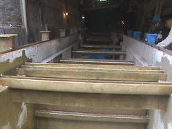 Fumeless Pickling Tank