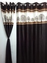 Cotton Rstc Door Curtain Royal Touch Pack Of 2 Pc( Coffee Tree Design ), Thickness: 1mm