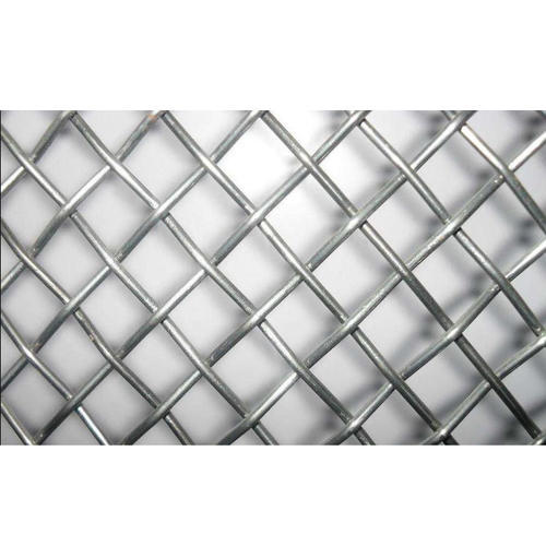 SS304 Crimped Wire Mesh, Rs 150 /kilogram, Laxmi Wiremesh Products ...