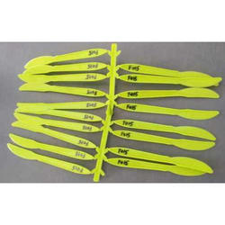 Yellow Kitchen Plastic Knife Mould