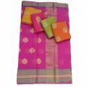 Cotton Ladies Kota Saree, Length: 6 M