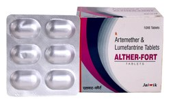 Artemether 80mg & Lumefantrine 480mg Tab