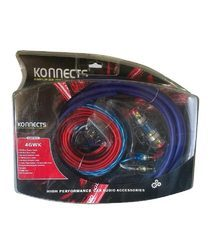 Konnect Amply Wiring Kit-4g