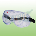 Wind and Dust Protected Goggles