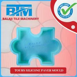 Tours Silicone Paver Mould