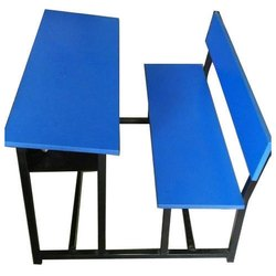 Sheet Metal Dual Desk