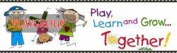Playgroup Programmes