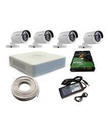 Hikvision CCTV Camera Combo