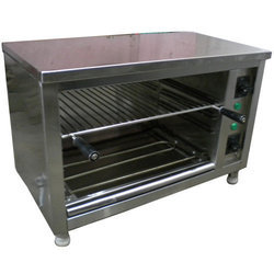 Stainless Steel Salamander Grill