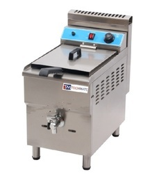 Gas Fryer with thermostat