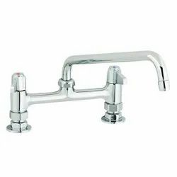 T&S Brass Deck Mount Faucet for Kitchen