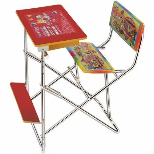 Astounding Kids Folding Study Desk With Chair Uwap Interior Chair Design Uwaporg