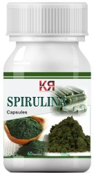 Spirulina Herbal Capsule
