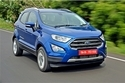 2017 Ford Ecosport Facelift Car