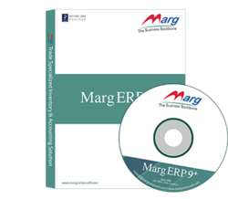Marg ERP 9 Retail Billing Software for Medical Stores