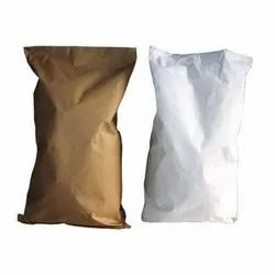 White,Brown HDPE Bag, for Packaging