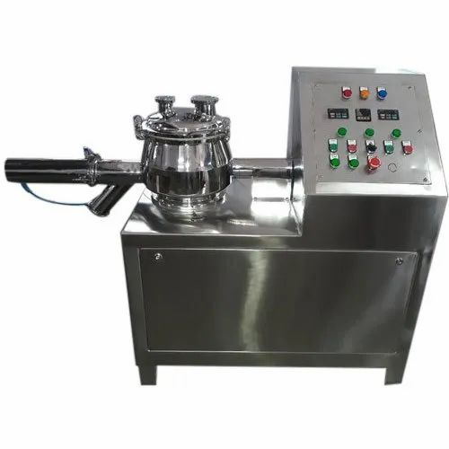 Commercial Rapid Mixer Granulator,  Voltage: 415V, Capacity: 50 to 1000 Litre