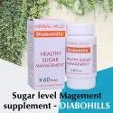 Diabetes Tablets- Healthy Sugar Level Management Formula - Diabohills 60 Tablets