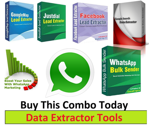 Data Extractor Software