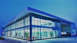 Commercial Projects Showroom Construction Services