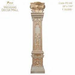 PR04C Fiberglass Pillar