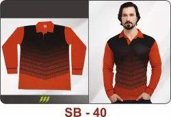 SB-40 Polyester T-Shirts