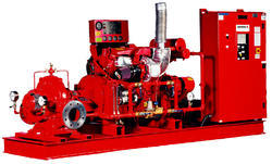 Kirloskar Fire Pumps Kfp4r-Uf05 Spares And Service