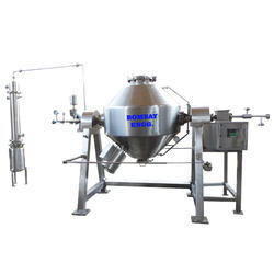 Capacity: 50 To 10000 Ltrs Semi-Automatic Rotacone Dryer