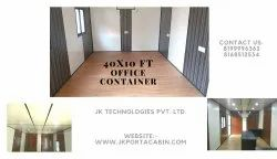 40x10x8.5 ft Office Container