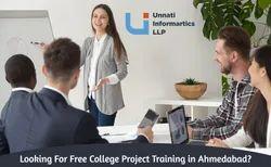 Live Project Training & Internship