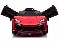 Toyhouse Kids Fast n Furious Lykan Hypersport Car Rechargeable Battery Operated Ride-On