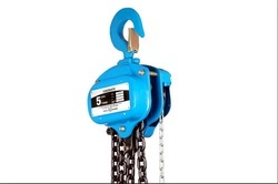 Hand Operated Chain Pulley Blocks