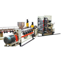 Extruder Plant
