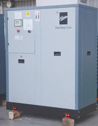 Electrical Screw Compressor
